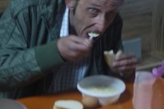 Обед в благотворительной столовой
